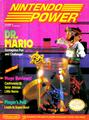 [Volume 18] Dr Mario | Nintendo Power