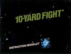 10 Yard Fight - Instructions | 10-Yard Fight NES