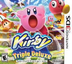 Kirby Triple Deluxe Nintendo 3DS Prices