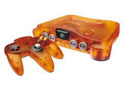 Funtastic Fire Orange Nintendo 64 System Nintendo 64 Prices