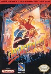 Last Action Hero NES Prices