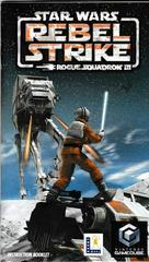 Manual - Front | Star Wars Rebel Strike Gamecube
