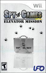 Spy Games Elevator Mission Wii Prices