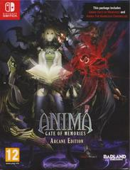 Anima: Gate of Memories [Arcane Edition] PAL Nintendo Switch Prices