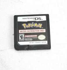 Pokemon [Not for Resale Arceus] Nintendo DS Prices