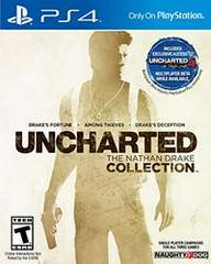 Uncharted The Nathan Drake Collection Playstation 4 Prices
