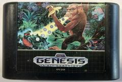 Cartridge | Toki Going Ape Spit Sega Genesis