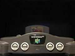 Nintendo 64 Black And Zelda Ocarina Of Time | Nintendo 64 System Nintendo 64