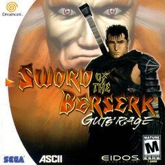 Sword of the Berserk: Gut's Rage Cover Art