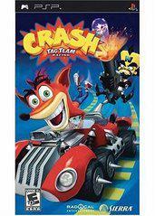 Crash Tag Team Racing PSP Prices