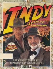 Indiana Jones and the Last Crusade Amiga Prices