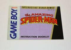 The Amazing Spiderman - Instructions | Amazing Spiderman GameBoy