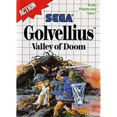 Golvellius Valley of Doom PAL Sega Master System Prices