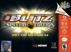 NFL Blitz Special Edition Nintendo 64 Prices