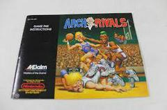 Arch Rivals - Instructions | Arch Rivals NES