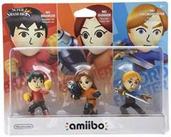 Mii 3 Pack Amiibo Prices