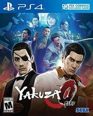 Yakuza 0 Playstation 4 Prices