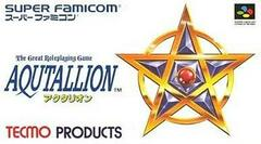 Aqutallion Super Famicom Prices