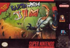 Earthworm Jim Super Nintendo Prices