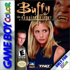 Buffy the Vampire Slayer GameBoy Color Prices