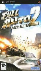 Full Auto 2: Battlelines PAL PSP Prices