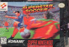 International Superstar Soccer Super Nintendo Prices