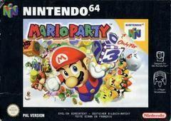 Mario Party PAL Nintendo 64 Prices