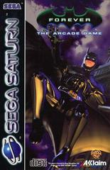 Batman Forever PAL Sega Saturn Prices