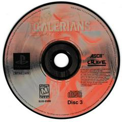 Game Disc 3 | Galerians Playstation