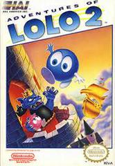 Adventures Of Lolo 2 - Front | Adventures of Lolo 2 NES