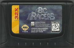 BC Racers - Cartridge | BC Racers Sega 32X