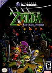 Zelda Four Swords Adventures Gamecube Prices