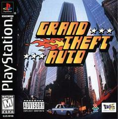 Grand Theft Auto Playstation Prices