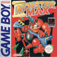 Monster Max PAL GameBoy Prices