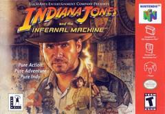 Indiana Jones Infernal Machine Nintendo 64 Prices