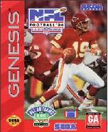 NFL Football '94 Starring Joe Montana Sega Genesis Prices