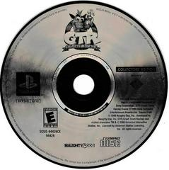 CTR Game Disc | Crash Bandicoot Collector's Edition Playstation
