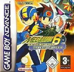 Mega Man Battle Network 6: Cybeast Gregar PAL GameBoy Advance Prices