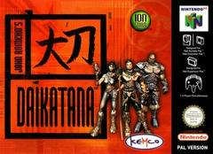 Daikatana PAL Nintendo 64 Prices