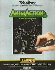 Animaction Vectrex Prices