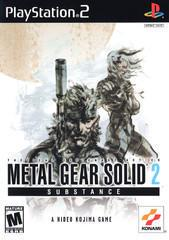 Metal Gear Solid 2 Substance Playstation 2 Prices
