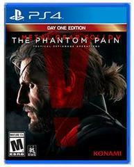 Metal Gear Solid V: The Phantom Pain [Day One] Playstation 4 Prices