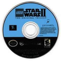 Game Disc | LEGO Star Wars II Original Trilogy Gamecube
