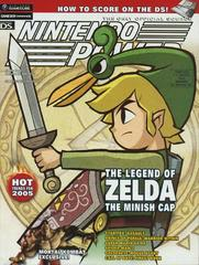 [Volume 188] Legend of Zelda: Minish Cap Nintendo Power Prices
