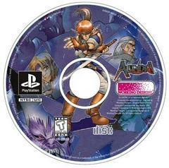 Game Disc - (SLUS-00553) | Alundra Playstation