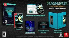 Flashback 25th Anniversary [Collector's Edition] Nintendo Switch Prices