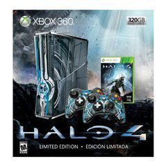 Halo 4 Limited Edition 320GB Blue Console Xbox 360 Prices