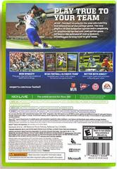 Back Of Box | NCAA Football 14 Xbox 360
