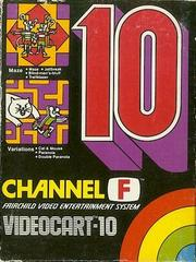 Videocart 10 Fairchild Channel F Prices