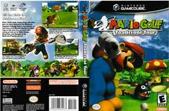 Artwork - Back, Front | Mario Golf Toadstool Tour Gamecube